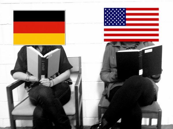 german and american school systems Similarities between us and germany educational systems  school finishes at about 1pm, after which students go home for lunch  american history.