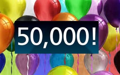 The BHS Blueprint Surpasses 50,000 views!