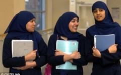 Life as a Muslim Teen Girl