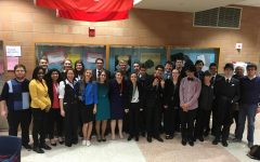 The Blaine Speech Team Goes to the State Tournament