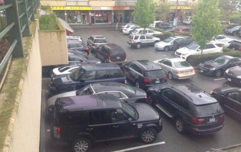 """Parking at Blaine Sucks!"""