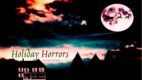 Holiday Horrors by Joel Freecheck (Christmas Horror Short Story)