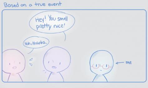 Clairety Comics: Perfect Sense