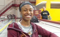 Q & A with Gopher Vollyball Player Taylor Morgan