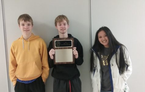 Blaine Math Team Sweeps Conference, Makes It To State