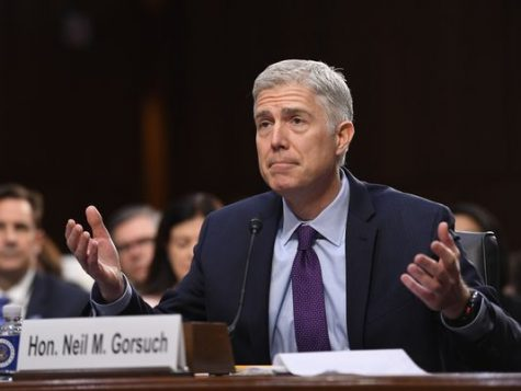 Democrats Willing to Confirm Gorsuch As Long As He Promises To Die Within 10 Years (Satire)