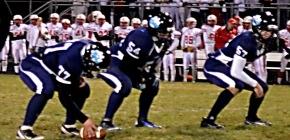 Blaine Bengals VS Centennial Cougars