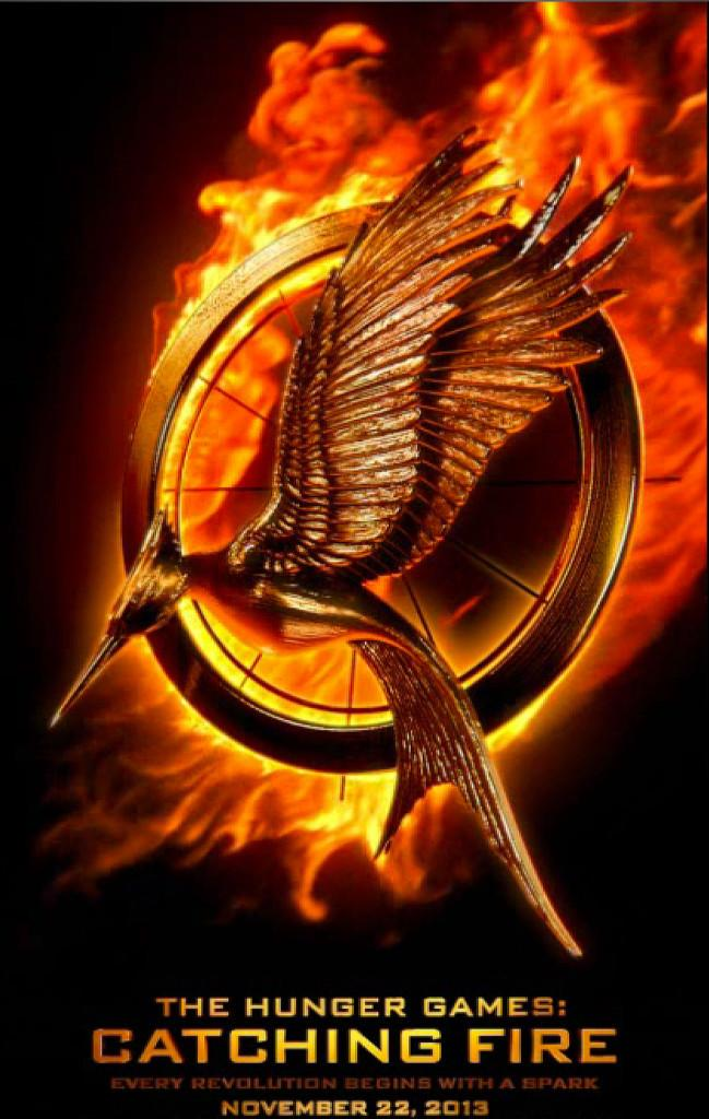 The Hunger Games, Catching Fire BHS Movie Review