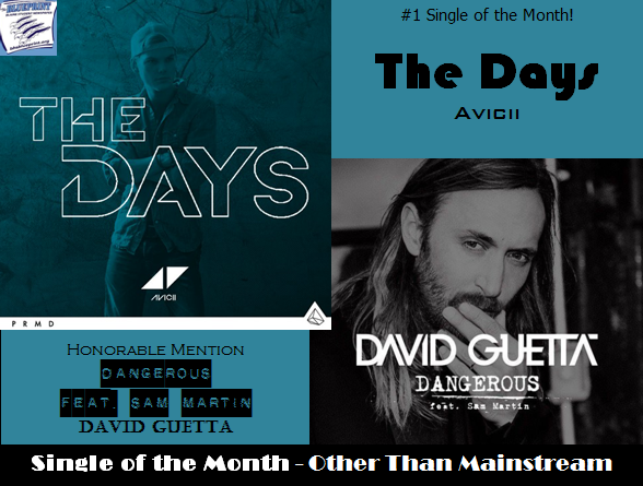 October's Single of the Month