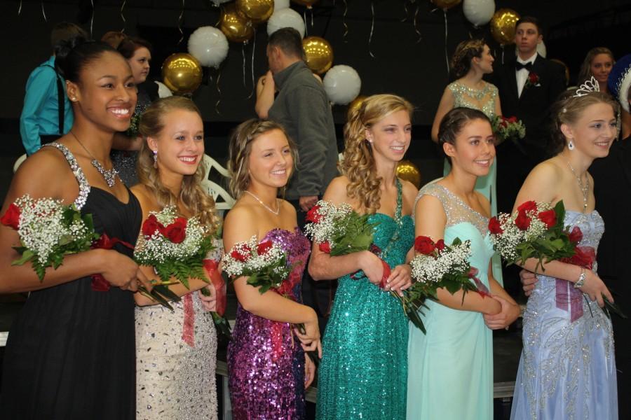 The 2015 SnoDaze Coronation (Blaine High School)
