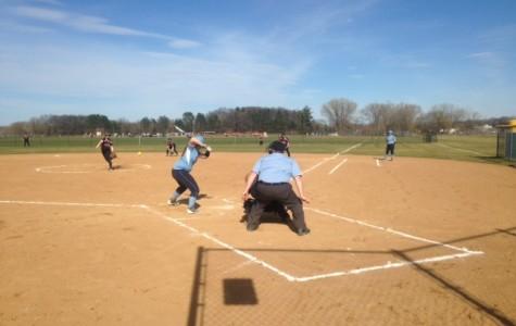 Blaine vs. Anoka JV Softball