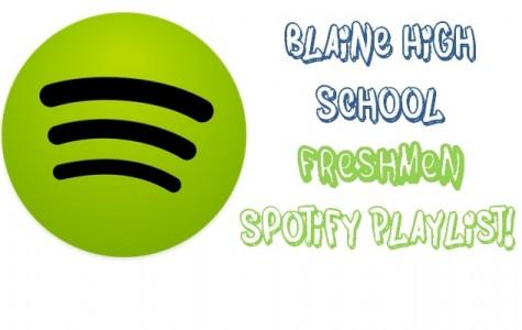 BHS Freshmen Spotify Playlist