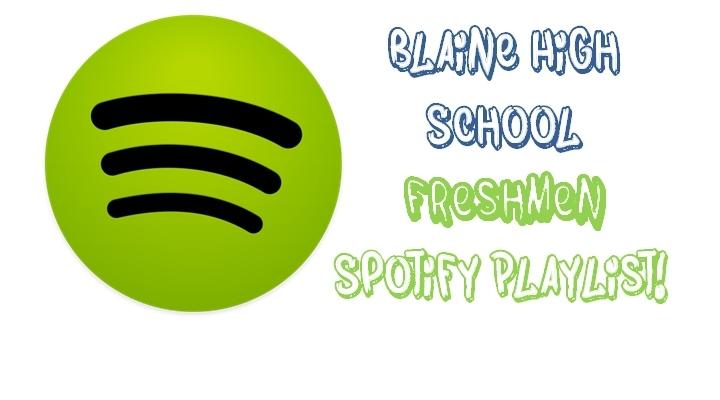 BHS+Freshmen+Spotify+Playlist