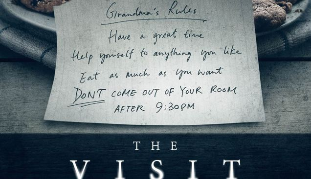The Visit is 2015's Best Horror Movie, Even With It's Numerous Flaws