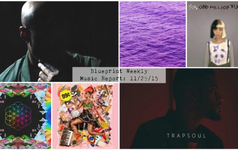 Blueprint Weekly Music Report: Sia Kills It, Coldplay is Mediocre, and Say Hello to Bryson Tiller