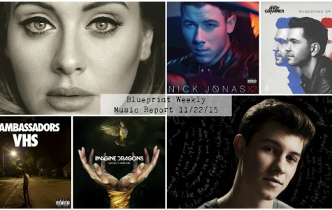 Blueprint Weekly Music Report: Adele Lives Up To The Hype, Shawn Mendes Shows Growth and Nick Jonas Stutters