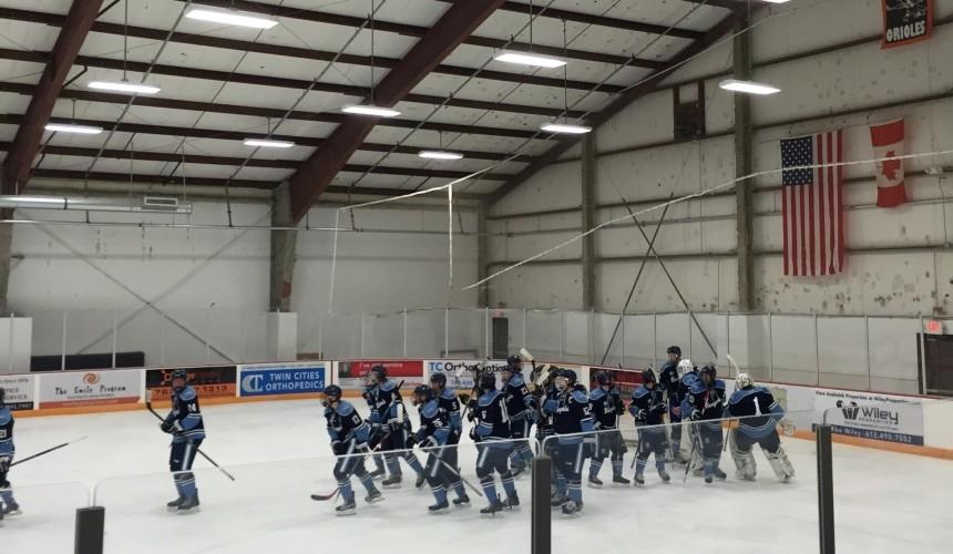 Boys Hockey: Bengals Down Orioles in Blowout