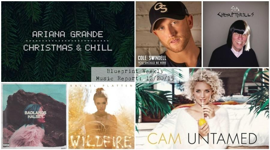 Blueprint Weekly Music Report: Cam and Sia are This Week's Bright Spot as both Grande and Swindell Simmer