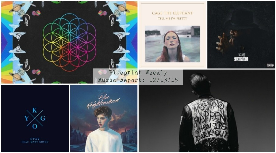 Blueprint Weekly Music Report: G-Eazy Shines, but Kygo and Coldplay Disappoint