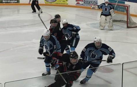 Boys Hockey: Blaine Defeats #2 Eden Prairie 5-2
