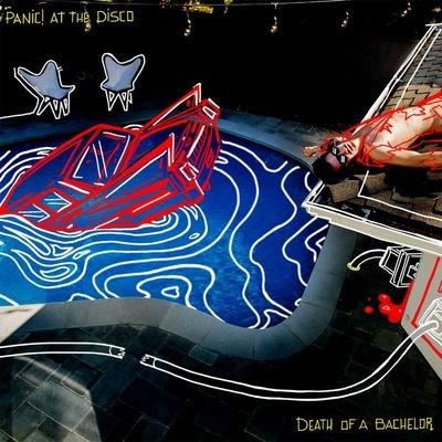 "Click to listen to ""Death of a Bachelor"" by Panic! At The Disco"