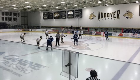 Blaine Girls Hockey: Home opener against OPC