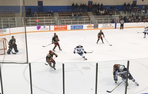 Boys Hockey: Bengals Fend off Crimson Comeback