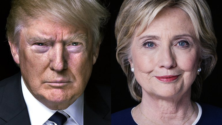 Hillary+Clinton+and+Donald+Trump+are+tightening+their+grips+on+the+Democratic+and+Republican+presidential+nominations.