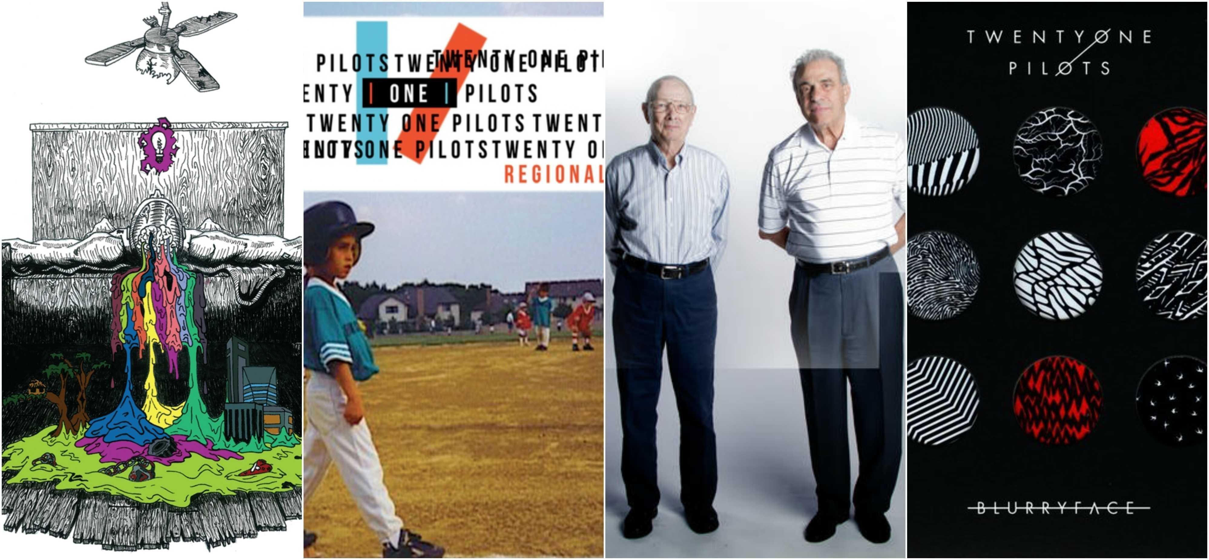 All Twenty One Pilot Albums Ranked From Worst to Best – BHS Blueprint