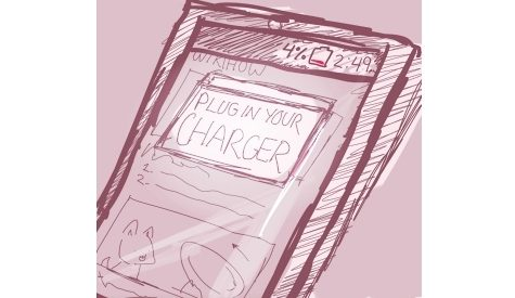 Clairety Comics: Charger