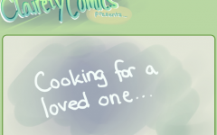 Clairety Comics: Cooking for a Loved One