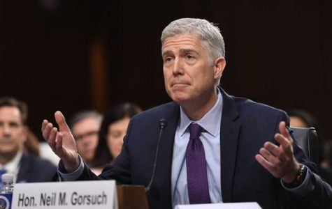 Neil Gorsuch responds to another question about his cholesterol level