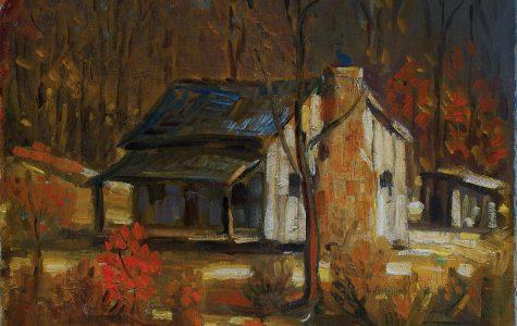 The Cabin by Nicole Sinna