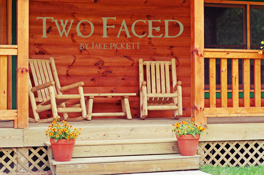 Two Faced; a short story by Jake Pickett