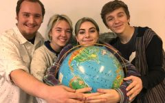 How one club aims to change the world, beginning with Blaine High School