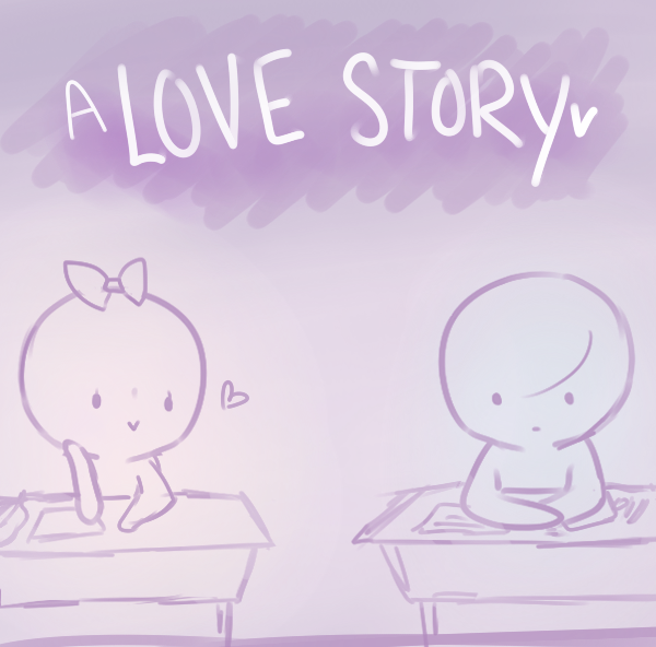 Clairety Comics: A Love Story