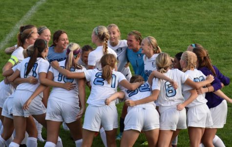 Blaine Girls Soccer pulls win over Osseo