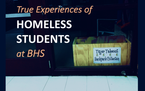 True Experiences of Homeless Students at BHS