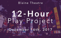 Blaine High School's 12-Hour Play Project
