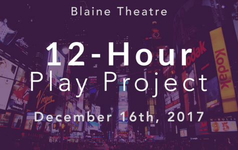 Blaine High School's 12-Hour Play Project
