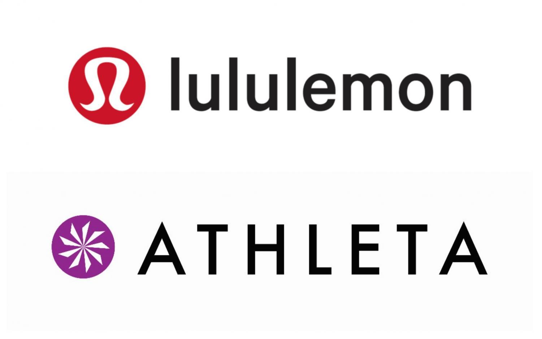 Lululemon and Athleta