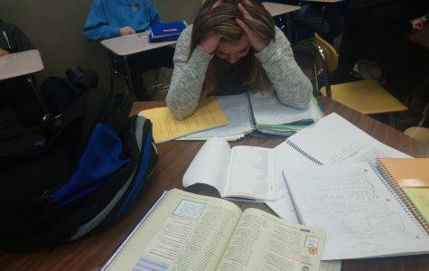 School is Too Stressful