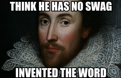 Shakespeare Insult of the Week (New BHS Blueprint Column)