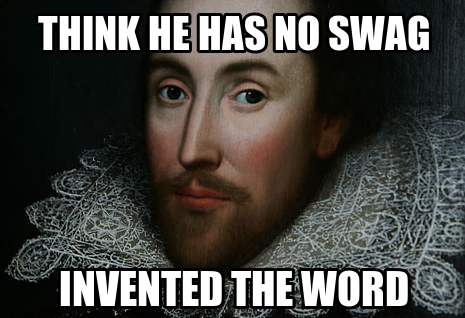 Shakespeare Insult of the Week