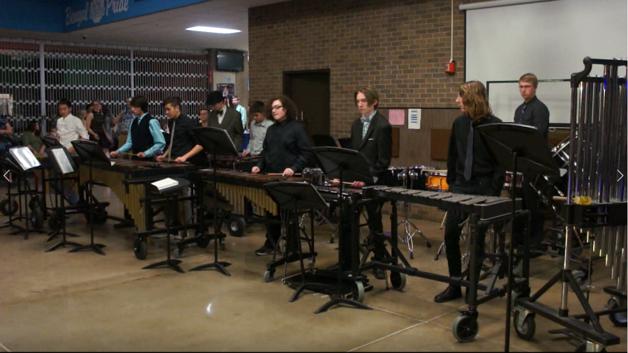 Blaine Percussion Ensemble