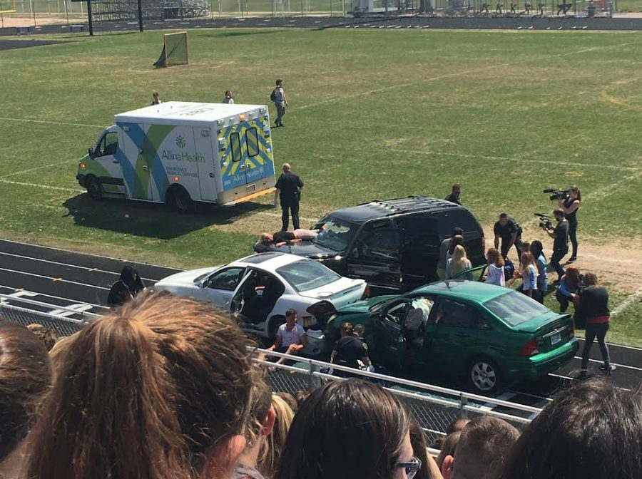 Arrive Alive: A Message to BHS Students