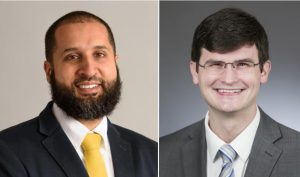 Minnesota House District 37B Candidates Amir Malik and Nolan West