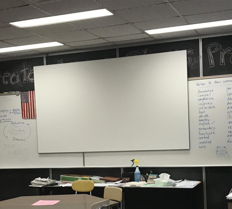 Where are the Smart Boards going?