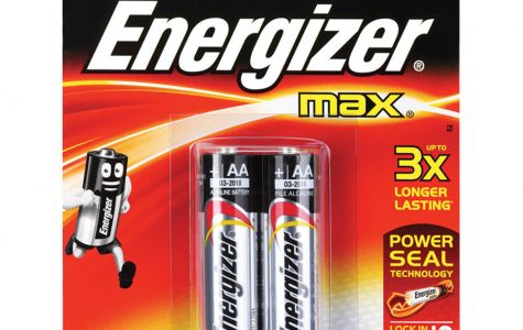 A pack of 2 AA batteries is one example of a great last-minute Christmas gift.
