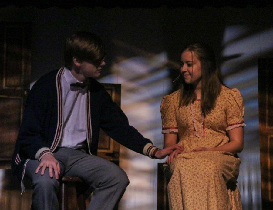 "Jackson Peterson & Lydia Tomandl  ""Our Town"""